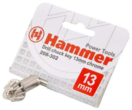 Ключ для патрона для дрели, шуруповерта Hammer 33693
