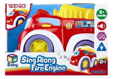 Игрушка Keenway Пожарная машинка