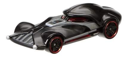 Машинки Hot Wheels персонажей вселенной Звездные войны CGX02 CKL33