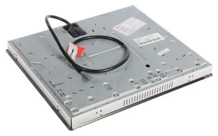 Встраиваемая варочная панель электрическая Indesit VRA 641 DXS Black