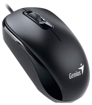 Проводная мышка Genius DX-110 Black (DX-110)