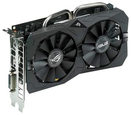 Видеокарта ASUS ROG Strix Radeon RX 460 (ROG-STRIX-RX460-O4G-GAMING)