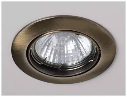 Светильник встраиваемый MW-Light Круз 637010301