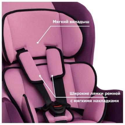 Автокресло SIGER Наутилус Isofix группа 0/1, Розовый (KRES0196)