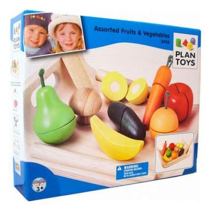 Набор Plan Toys Фрукты и овощи