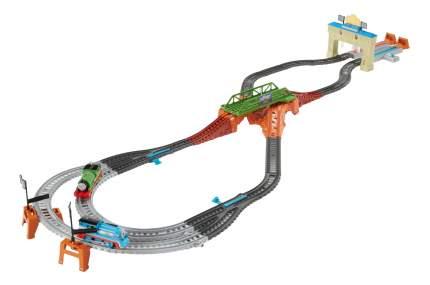 Железная дорога Mattel Fisher-Price Большая гонка Томаса и Перси
