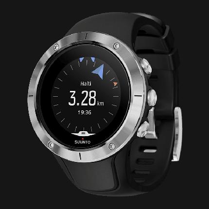 Смарт-часы Suunto Spartan Trainer Wrist HR серые