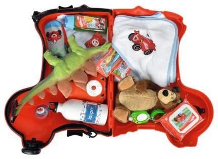 Детский чемодан на колесиках BIG 55350