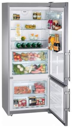 Холодильник LIEBHERR CBNES 4656 Grey