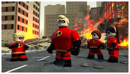 Игра LEGO Суперсемейка для Nintendo Switch