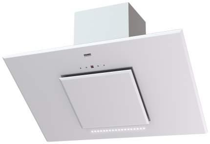 Вытяжка наклонная KRONAsteel Lina 900 4P-S White