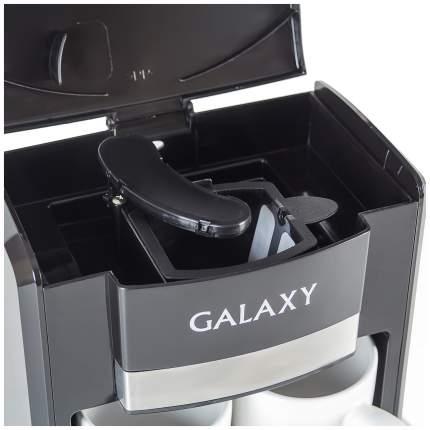 Кофеварка капельного типа Galaxy GL 0708 Black