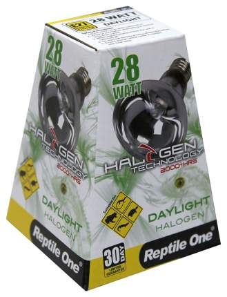 Галогенная лампа Reptile One Halogen Heat Lamp Daylight 28Вт
