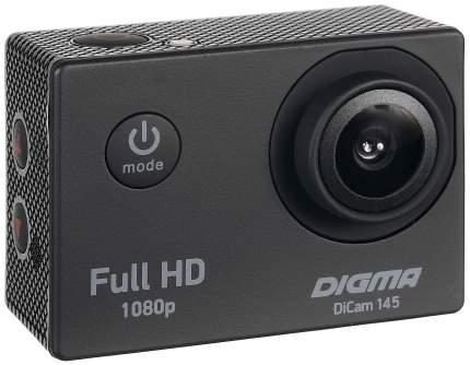 Экшн камера Digma DC145 Black