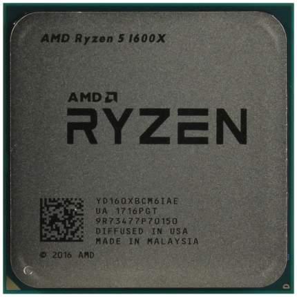 Процессор AMD Ryzen 5 1600X Box
