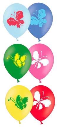 Набор воздушных шаров Belbal Бабочки 50 шт.