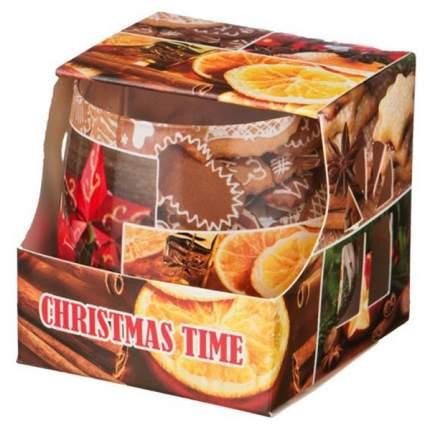 Свеча Adpal 348-438 Christmas time