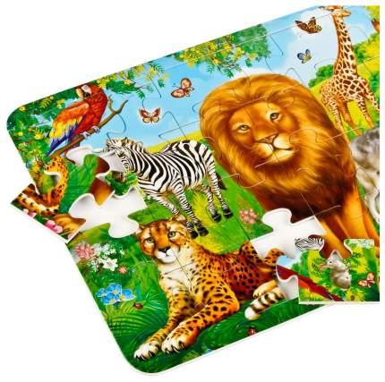 Пазл Умка Зоопарк 24 детали