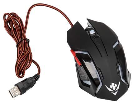 Игровая мышь Nakatomi MOG-20U Black