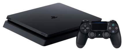 Игровая приставка Sony PlayStation 4 Slim 1Tb+Horizon Zero Dawn+GTS+God Of War+PS+3 мес