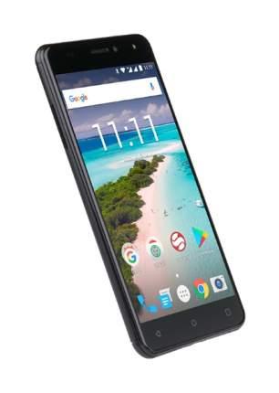 Смартфон Senseit T250 8Gb Black