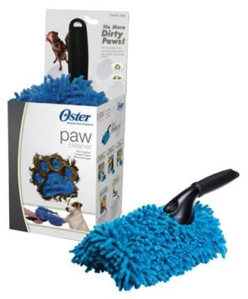 Запасной рукав для щетки для собак Oster для Paw Cleaner, микрофибра, пластик, синий