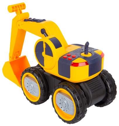 Строительная техника Наша Игрушка Экскаватор с ковшом 6655-8