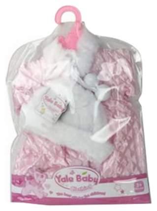 Набор одежды для кукол Junfa toys BLC34 пальто, шапочка, колготки