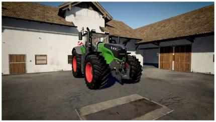 Игра для PlayStation 4 Focus Home Interactive Farming Simulator 19