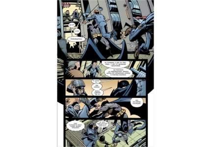 Графический роман Бэтмен, Игра с огнем, Часть 3