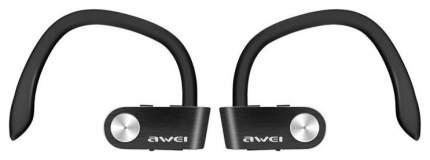 Беспроводные наушники Awei T2 Black