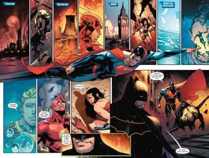 Графический роман Вселенная DC. Rebirth Супермен. Книга 2, Испытания Суперсына