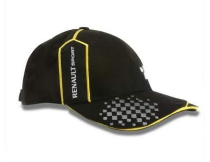 Бейсболка Renault Sport Baseball Cap Black, 7711576089