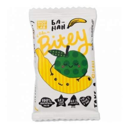 Батончик Bitey детский яблоко-банан 25 г