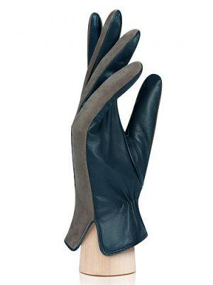 Перчатки мужские Eleganzza IS8218 синие 9