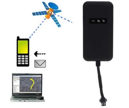 Автомобильный GPS трекер GT02A, 3663
