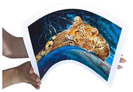 Пазлы Step Puzzle Plastic Puzzle Леопарды 300 элементов