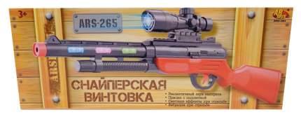 Снайперская винтовка, эл/мех, со световыми и звуковыми эффектами