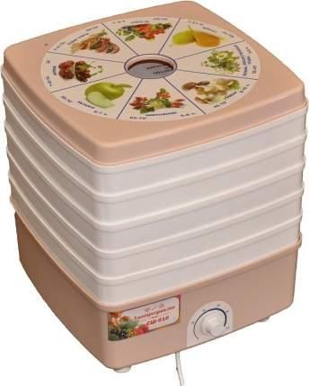 Сушилка для овощей и фруктов Чудесница СШ-010 white