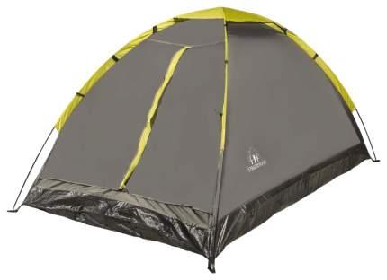 Туристическая палатка Greenwood Summer 2 двухместная зеленая/серая