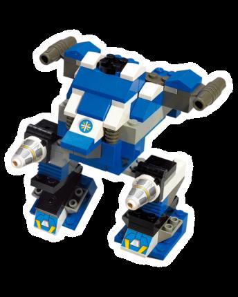 SLUBAN Конструктор Космический корабль с фигуркой (120 деталей) M38-B8200 (48)