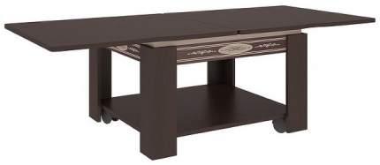 Журнальный столик Mebelson Адам 1 MBS_CZ-015_2 62/124х70х41,4 см ясень шимо тёмный-светлый