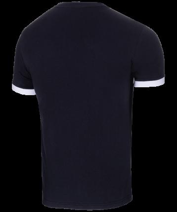Футболка Jogel JCT-1040-061, черный/белый, L INT