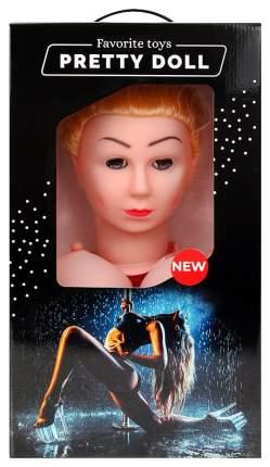Надувная секс-кукла Bior toys Вероника с вибрацией