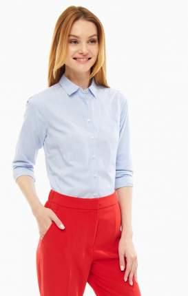 Блуза женская Tommy Hilfiger голубая 46