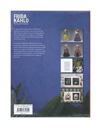 Книга Frida Kahlo: Making Herself Up