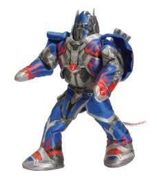 Мягкая игрушка 1 TOY Transformers, Оптимус Прайм 32 см со звуком и светом