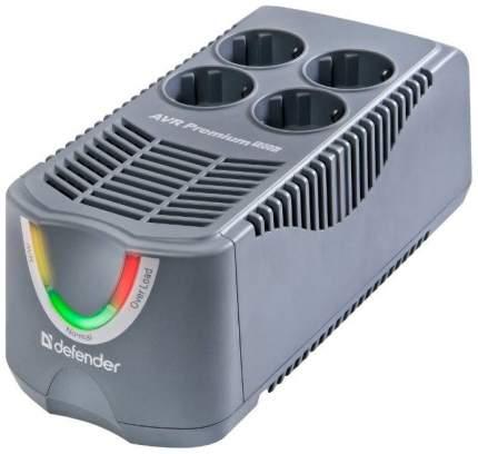 Однофазный стабилизатор Defender AVR Premium 600i 99026