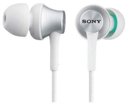 Наушники Sony MDR-EX450 White