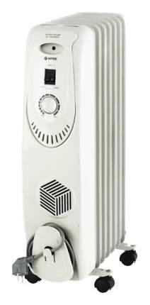 Масляный радиатор Vitek VT-1704 W белый
